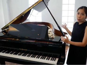 รีวิวเปียโน Yamaha C3 Grand Piano review by Victoria Pianos Galleria